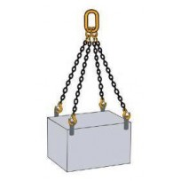 4 Leg Lifting Chain Set - SLR G80 | SLR G80 Chain Sets - Asia