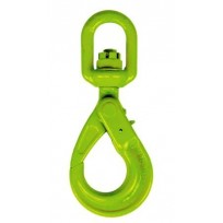 Swivel Safety Hook - SLR G100 Eye | SLR G100 Fittings