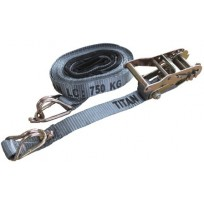 Tiedown - 0.75T Titan Grey Rat HK/KPR 25mm 5.5m | Tie Downs