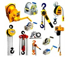 Hoists, Winches, Parts