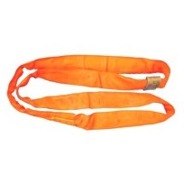 Roundsling - 10T Titan Twin Cover Orange   Roundsling - Titan 1T to 10T WLL