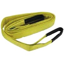 Websling - 3T Titan Extra Wide Yellow 2PLY 90mm | Websling -  Titan 1.0T to 15.0T WLL