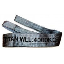 Websling - 4T Titan Extra Wide Grey | Websling -  Titan 1T to 10T WLL