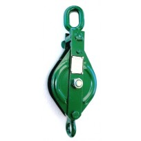 Pulley - Single Snatch Block | Pulley Blocks | Rated Pulleys