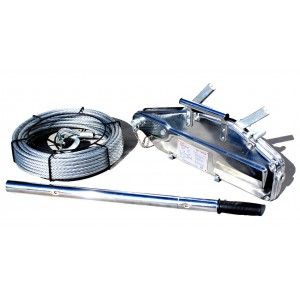 Titan Winch 1.6T Lift / 2.5T Pull | Hand Cable Winches | Recovery Equip | Recovery Winches | Titan Tugger Winches Only