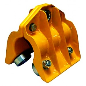 Pipe Trolley - Titan | Trolley - Push, Gear & Pipe Type