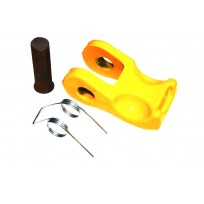 Bucket Hook - SLR Latch Kit | Weld-On Lifting Fittings | G80 - SLR Components