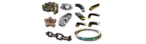 V-Belts, Agri Chain, Sprockets