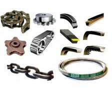 V-Belts, Agri Chain, Sprockets