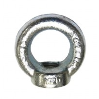 Collard Eye Nut - ZP Metric Din582 | Eye Bolt & Eye Nut
