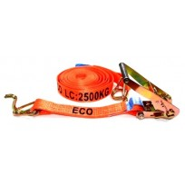 Tiedown - 2.5T ECO Orange 8.5m  | Tie Downs | ECO 2.5T Tie Downs Only