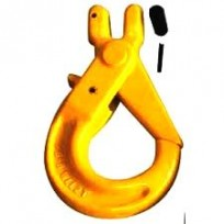 Safety Hook - SLR G80 Clevis Euro Type | G80 - SLR Components