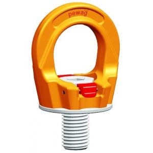 Lifting Eye G10 GAMMA | G80 - Bolt-On & Clip-On Fitting | Pewag G10 Lifting Eyes | Eye Bolt & Eye Nut | PEWAG G100 Chain & Fittings