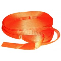 Webbing - 50mm Orange 100M Coil (5T MBL) | Webbing & Fittings