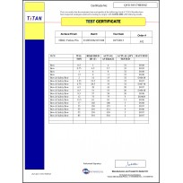Hardware Rated Product Certificates   Product Certificates