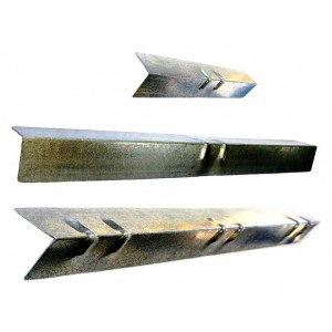 Corner Board - Metal 90mm x 90mm | Corner Protection & Tension