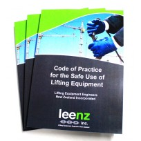 LEENZ Book - Code of Practice | Tags & Product Inspection