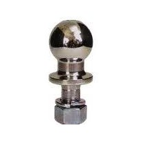 Tow Ball - Chrome   Ag-Quip Products   Trailer Parts