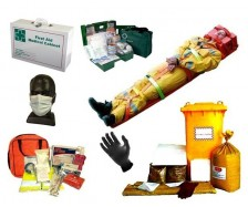 First-Aid, Survival, Oil Spill