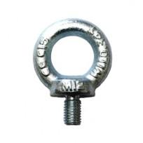 Collard Eye Bolt - Zinc Plated Metric | Eye Bolt & Eye Nut