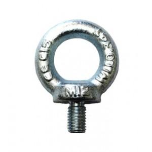 Metric Collard Eye Bolt - ZP Din580 | Eye Bolt & Eye Nut | Metric DIN580 & 582