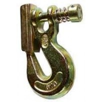 AG-Type G70 Clevis Grab Hook   G70 Agri Hooks   Fittings - Rated G70 & G80   Ag-Quip Products   Trailer Parts