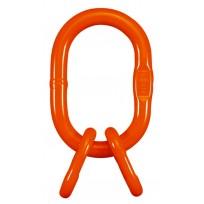 Pewag G100 Enlarged Multi 3-4Leg Ring | PEWAG G100 Chain & Fittings