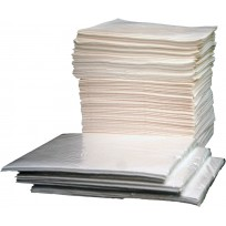 Heavy Synthetic (Oil) Absorbant Pad - 100 Pack | Spill Kits