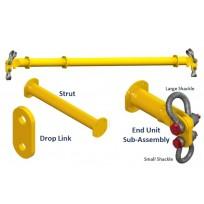 Maxirig Modulift Spreader Bars | MAXIRIG Australia
