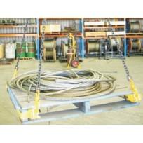 Pallet Lifting Bar Set - 2T WLL | MAXIRIG Australia