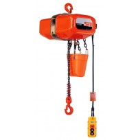 0.5T Electric Hoist - SA Elephant 1PH, 1SPD, 6M | Elephant Blocks & Hoists