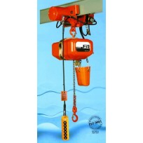 Electric Hoist - FA 0.5T 3PH 6M c/w Motor Trolley | Elephant Blocks & Hoists