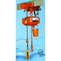 Electric Hoist - FA 0.5T 3PH 6M c/w Motor Trolley | Elephant Blocks & Hoists