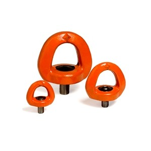 Metric Swivel Lift Eye - Codipro GradUp | Lifting Rings - CODIPRO | Eye Bolt & Eye Nut