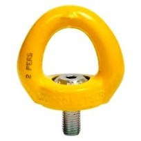 Metric EN795 Safety Swivel Anchor Point - Codipro | Lifting Rings - CODIPRO | Spanset Attachments | Eye Bolt & Eye Nut | QSI Height Safety NZ