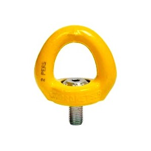PPE EN795 Safety Swivel Anchor - Codipro | Lifting Rings - CODIPRO | Spanset Attachments | Eye Bolt & Eye Nut | QSI Height Safety NZ