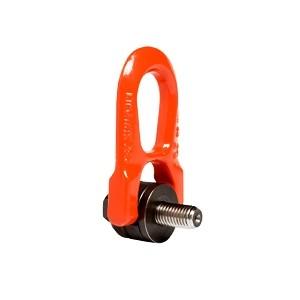 UNC Double Swivel Ring - Codipro GradUP | Lifting Rings - CODIPRO | Eye Bolt & Eye Nut