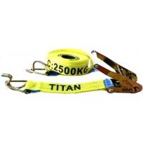 Tiedown - 2.5T Titan Yellow 9.0M | Tie Downs | 2.5T Tie Downs Only