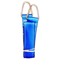50mm Flat Sling 770mm c/w Keeper both ends | Recovery Vehicle Lashing