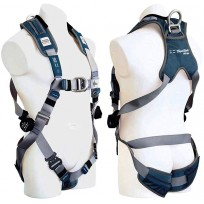 New Premium 1100 ERGO iPlus Harness | Spanset Safety Harness