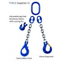 G100 LX Chain Set - 2Leg | THIELE G100 Chain Set - Germany