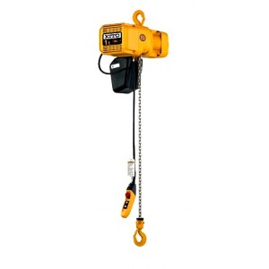 KITO - 0.25T Electric Hoist 3PH Dual Spd 3m | KITO Hoists