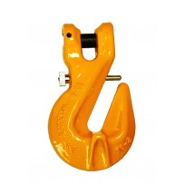 Loc Pin Grab Hook - SLR G80 Clevis | Fittings - Rated G70 & G80 | G80 - SLR Components