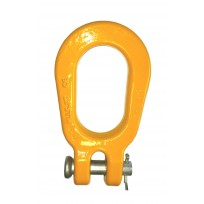 Bin & Container Lifting Eye - SLR Clevis G80 5.3T WLL | G80 - SLR Components | G80 - Bolt-On & Clip-On Fitting