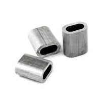 20mm Wire Alloy Ferrule (Code 22) | Crimps & Tools