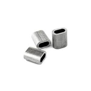 20mm Wire Alloy Ferrule (Code 22) | Crimps & Tools