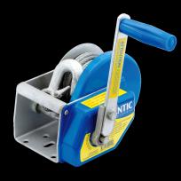 Winch - 300kg Auto Brake 5:1 c/w W.Cable & Hk | Atlantic Brake Winches | Winch - Lifting