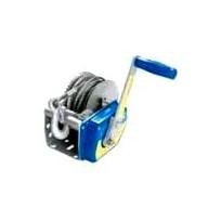 Winch - 500kg Auto Brake 10:1 c/w W.Cable & Hk | Atlantic Brake Winches | Winch - Lifting