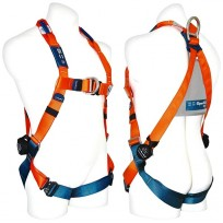 Ergo Lite 1100 Harness c/w Quick Release Buckles | Spanset Safety Harness