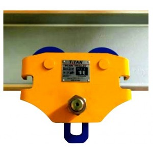 Push Trolley - Titan Anti Tilt | Trolley - Push, Gear & Pipe Type